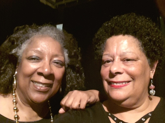 My new friend in Atlanta Roz and I have mutual things in common - we both love Jazz and we both write.
