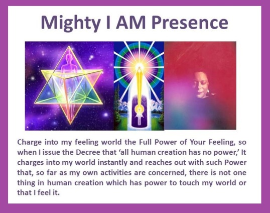 Mighty I AM Presence