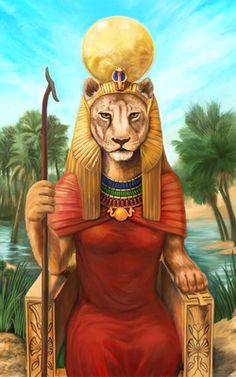1mother sekhmet
