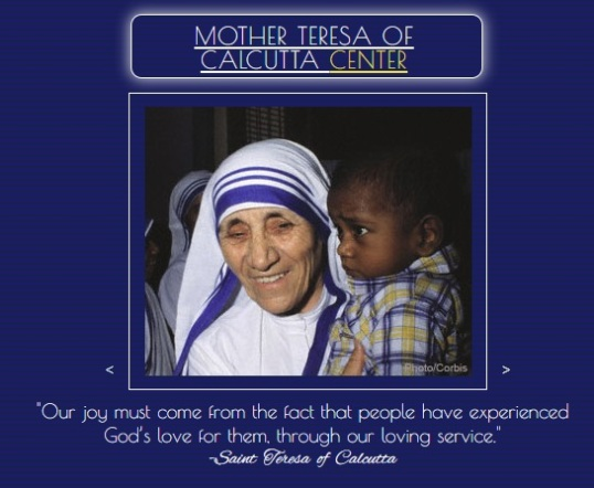 mother-teresa child